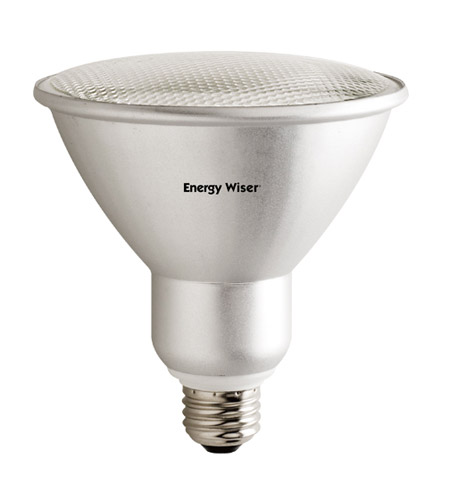 Bulbrite CF23PAR38WW PARs Compact Fluorescent PAR38 E26 23 watt 120V 3000K Bulb photo