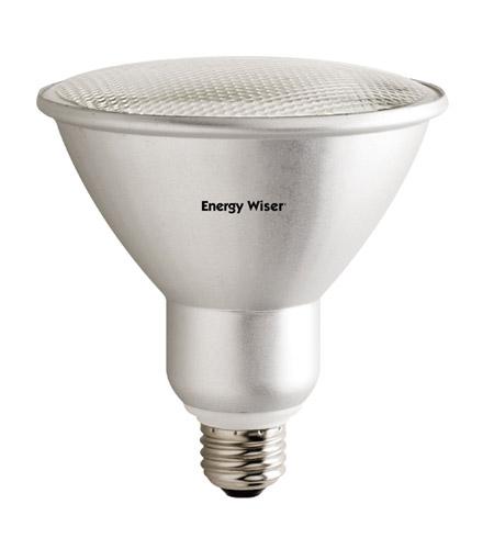 Bulbrite 23W Compact Fluorescent PAR38, Warm White CF23PAR38WW