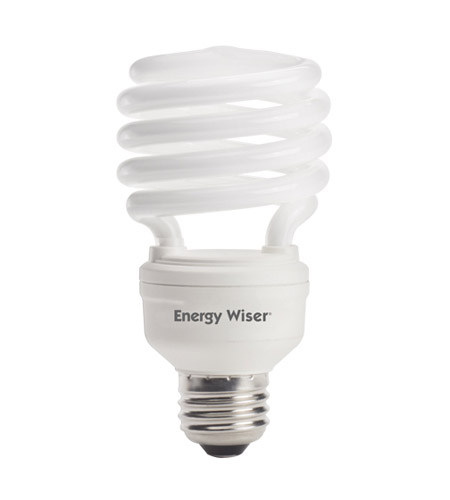 Bulbrite 23W Super Mini Low-Mercury Compact Fluorescent Coil, Warm White CF23WW/LM photo
