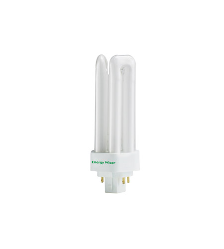 Bulbrite 26W Dimmable Compact Fluorescent Triple Electronic 4-Pin, 3000K CF26T830/E photo