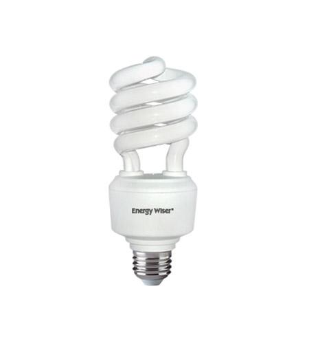 bulbrite coils t4 coil medium base cfl bulb in white cf26ww 3way