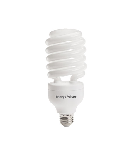 Bulbrite 42W High Wattage Compact Fluorescent Coil, Soft Daylight CF42C/SD photo