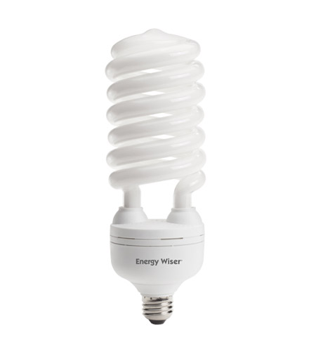Bulbrite 55W High Wattage Compact Fluorescent Coil, Soft Daylight CF55C/SD photo