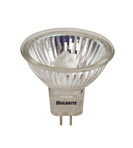 Bulbrite EXN/24 MRs Halogen MR16 GU5.3 50 watt 24V 2700K Bulb in Clear, 2900K, Flood photo