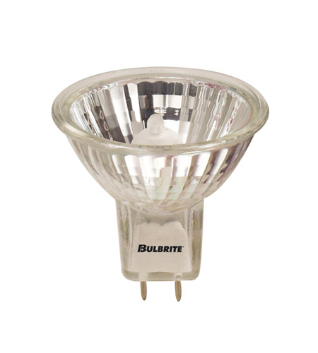 Bulbrite EXN/GY8 MRs Halogen MR16 GY8 50 watt 120V 2700K Bulb in Clear, Flood photo
