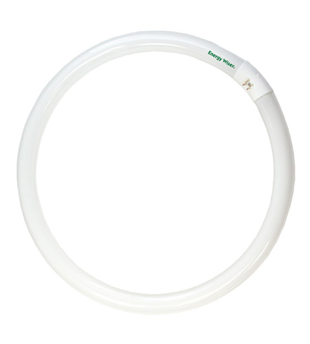 Bulbrite 16-Watt T9 Circline, Fluorescent (4100K), Cool White, G10q Base, 12PK FC16T9CW