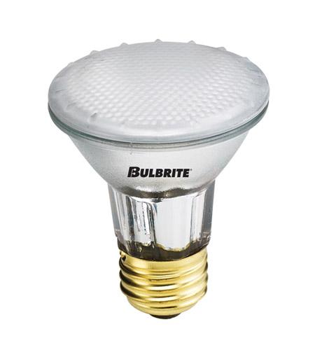 Bulbrite 50W 120V Frosted Halogen, PAR20 H50PAR20FR2