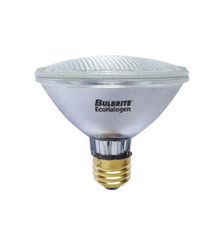 Bulbrite H60PAR30FL/ECO-6PK PARs EcoHalogen Halogen PAR30SN E26 60 watt 120V 2900K Bulb, Pack of 6 photo