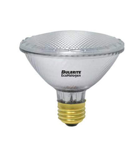 Bulbrite H60PAR30SP/ECO/2PK Halogen Dimmable Halogen PAR30 E26 60 watt 120V 3000K Bulb in Spot photo