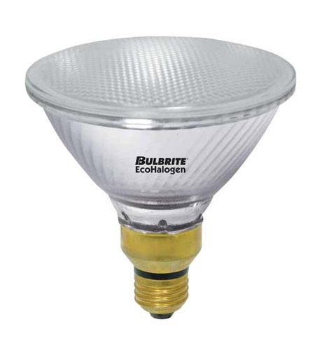 Bulbrite H70PAR38SP/ECO/2PK Halogen Dimmable Halogen PAR38 E26 70 watt 120V 3000K Bulb in Spot photo
