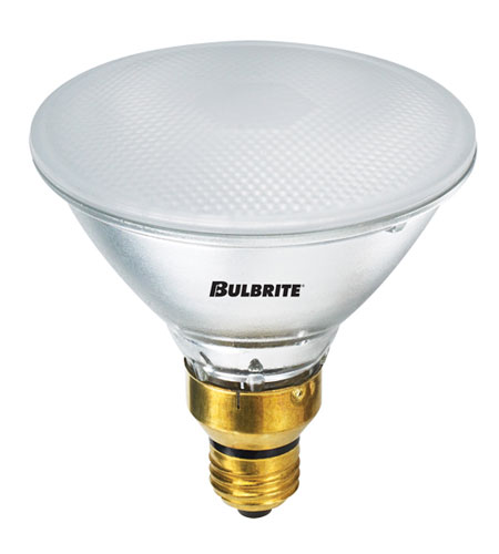 Bulbrite 90W 120V Frosted Halogen, PAR38 H90PAR38FR2 photo