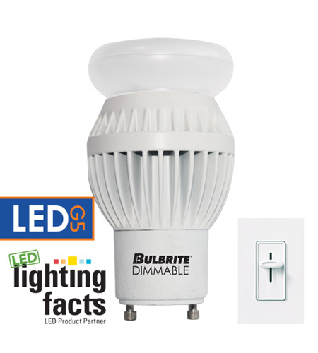 Bulbrite LED12A19GU24/27K/D LED Dimmable LED A19 GU24 12 watt 120V 2700K Light Bulb  photo