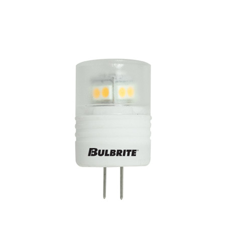 Bulbrite LED3JC/12WW Capsules LED JC Bi-Pin G4 2.5 watt 12V 3000K Light Bulb photo