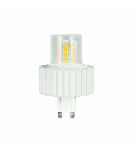 bulbrite capsules 5w t4 bi pin base led bulb in white. Black Bedroom Furniture Sets. Home Design Ideas