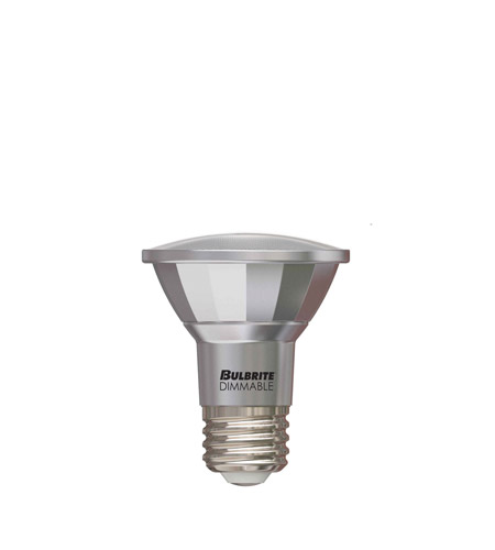 Bulbrite LED7PAR20/FL40/840/WD LED Plus PARs LED PAR20 E26 7 watt 120V 4000K Light Bulb