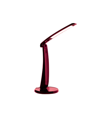 Bulbrite LED/SWYTCH/WN Swytch 16 inch 10 watt Wine Desk Lamp Portable Light photo