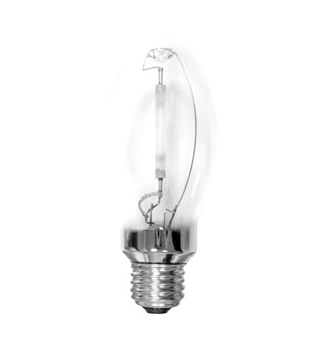 Bulbrite LU100/MED-2PK High Pressure Sodium HID ED17 E26 100 watt 2000K Bulb, Pack of 2 photo