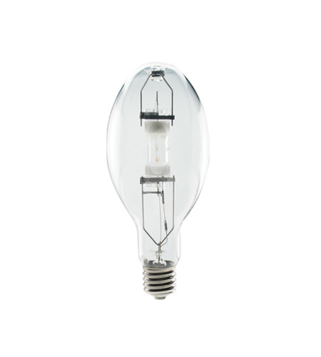 Bulbrite MH400/U-2PK Metal Halide Non-Pulse Start HID ED37 E39 400 watt 4000K Bulb, Pack of 2