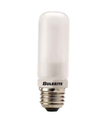 Bulbrite Q250FR/EDT J-Type Halogen T10 E26 250 watt 120V 2700K Bulb in Frost photo