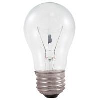 Bulbrite 40A15C-20PK Appliance Incandescent A15 E26 40.00 watt 130 2700K Bulb