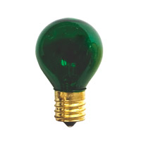 Bulbrite 10S11TG-25PK Sign & Night Light Incandescent S11 E17 10 watt 130V Bulb Pack of 25