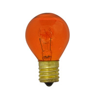 Orange Light Bulbs