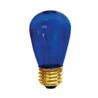 Bulbrite 11S14TB-25PK Sign & Night Light Incandescent S14 E26 11 watt 130V Bulb Pack of 25