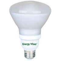 Bulbrite CF15R30/27K-6PK Energy Wiser CFL R30 E26 15.00 watt 120 2700K Bulb