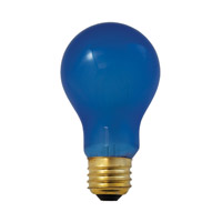 Plant Grow Incandescent A19 E26 60 watt 120V 2700K Light Bulb