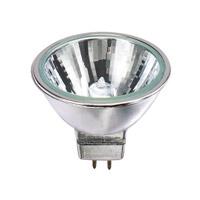 Bulbrite 71MR16C/CG15 Halogen Dimmable Halogen MR16 GU5.3 71 watt 12V 3050K Bulb in Narrow Flood