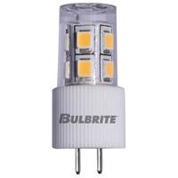 Bulbrite LED2G4/30K/12-3PK Specialty Minis LED JC G4 2.00 watt 12 3000K Bulb
