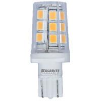 Bulbrite LED2WEDGE/30K/12-2PK Specialty Minis LED T3 Wedge 2.50 watt 12 3000K Bulb