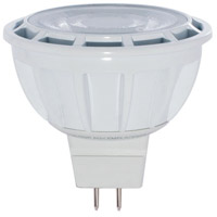 Bulbrite LED8MR16NF25/50/930/D MRs Dimmable LED MR16 GU5.3 8.50 watt 12 3000K Bulb
