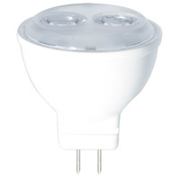 Bulbrite LED3MR11NF/30K Specialty Minis LED MR11 GU4 3.50 watt 12 3000K Bulb