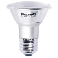 Bulbrite LED7PAR20/NF25/840/WD-3PK PARs Dimmable LED PAR20 E26 7.00 watt 120 4000K Bulb