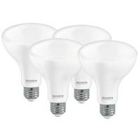 Bulbrite LED9BR30/840-8PK Reflectors Dimmable LED BR30 E26 9.00 watt 120 4000K Bulb