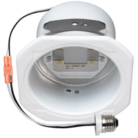 Bulbrite LEDMAG4/HS Signature 5 inch Magnetic Downlight, Housing Adaptor
