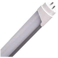 Bulbrite LED20T8/30K-5PK Linear Tubes Bypass LED T8 G13 20 watt 120V 3000K Bulb Pack of 5