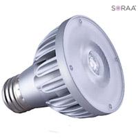 Bulbrite SP20-11-25D-827-03 Soraa LED PAR20 10.80 watt 120V 2700K Bulb