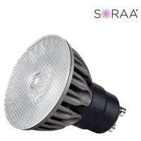 Bulbrite SM16GA-09-36D-830-03 Soraa LED MR16 GU10 9.00 watt 120V 3000K Bulb