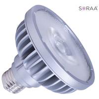 Bulbrite SP30S-18-36D-827-03 Soraa LED PAR30SN 18.50 watt 120V 2700K Bulb Premium