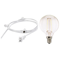 Signature White 2700K 300 inch String Light