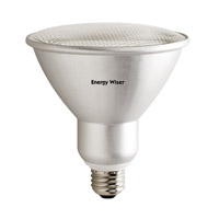 Bulbrite 23W Compact Fluorescent PAR38, Soft Daylight CF23PAR38SD