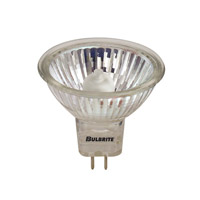 Bulbrite 35W 24V Halogen, MR16 Bi-Pin Lensed, Flood FMW/24