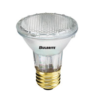 Bulbrite H35PAR20NF PARs Halogen PAR20 E26 35 watt 120V 3000K Bulb in Narrow Flood photo thumbnail