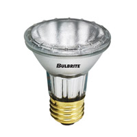 Bulbrite H35PAR20NS-6PK PARs Halogen PAR20 E26 35 watt 120V 2900K Bulb, Pack of 6 photo thumbnail