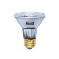 Bulbrite H39PAR20FL/ECO-6PK Pars Ecohalogen Halogen PAR20 E26 39 watt 120V 2900K Bulb Pack of 6