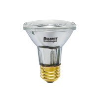 Bulbrite Halogen Dimmable 39W E26 Light Bulb in Soft White H39PAR20SP3/ECO