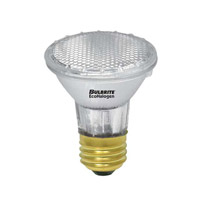 Bulbrite 39-Watt Dimmable Eco Halogen PAR20, Medium Base, Spot, 2-Pack H39PAR20SP/ECO/2PK