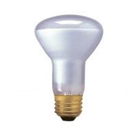 Bulbrite 45W R20 Halogen, Reflector Flood, 120V H45R20FL